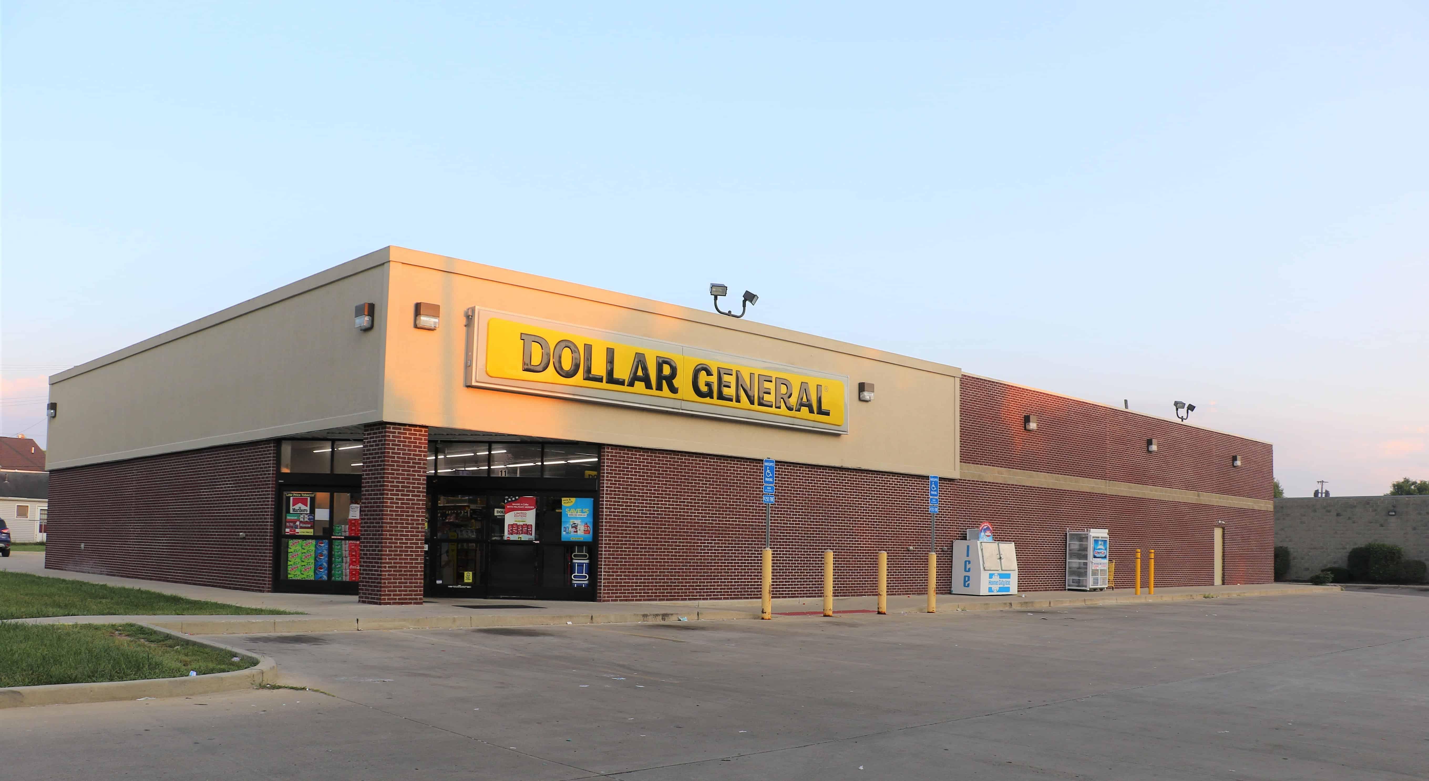 Dollar General Store Sites